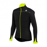 FORCE THERMAL JERSEY FEKETE