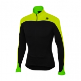 SOPRTFUL FORCE THERMAL JERSEY FLUO/FEKETE