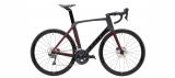 795 BLADE RS DISC BLACK METALLIC RED MAT GLOSSY