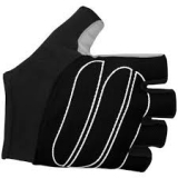 SPORTFUL ILLUSION GLOVE FEKETE