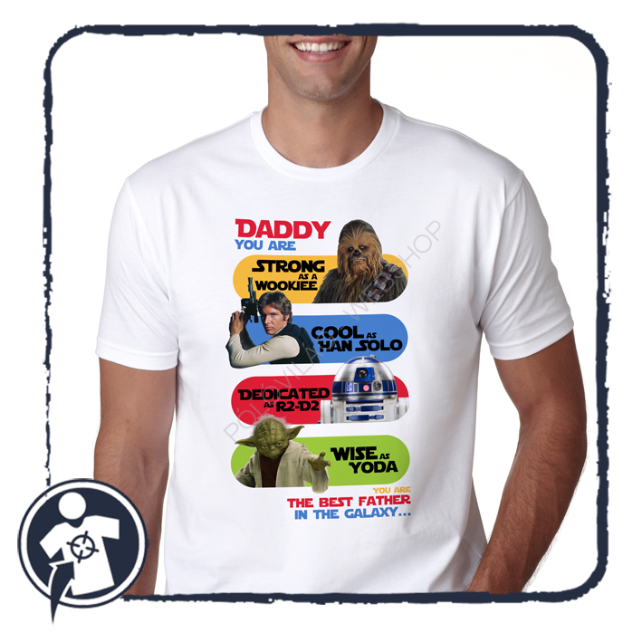 Star Wars APA póló - DADDY you are f6f04a492c