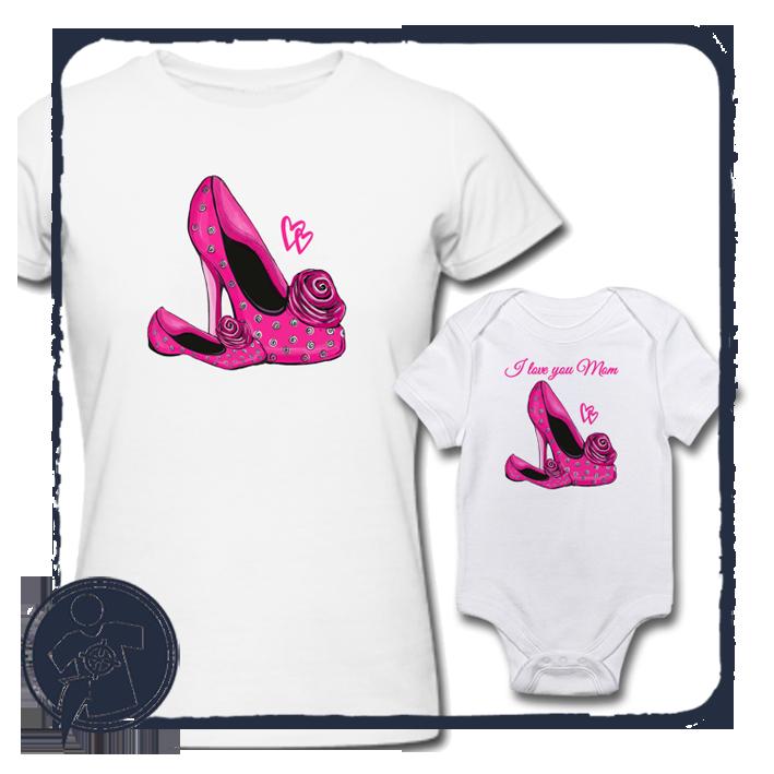 31813f0abe Anyukáknak - Nagymamáknak | Egyedi feliratos pólók, fényképes ajándékok