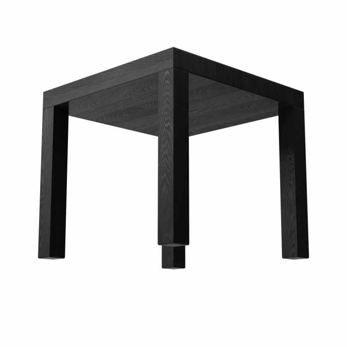Black table t02